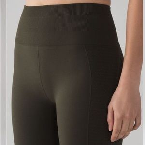 lululemon athletica Flow and Go Seamless pant